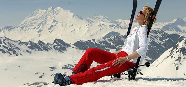 Esquiar en los Alpes en Verano: Val d'Isère