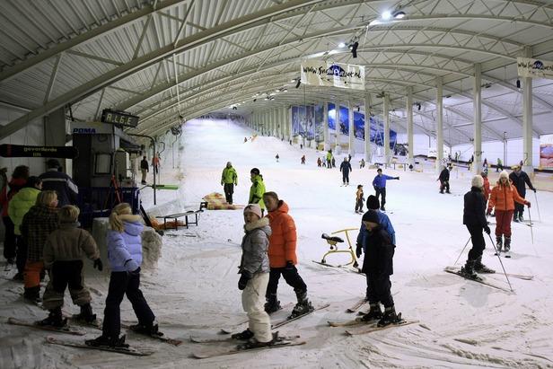 Indoor skiënundefined