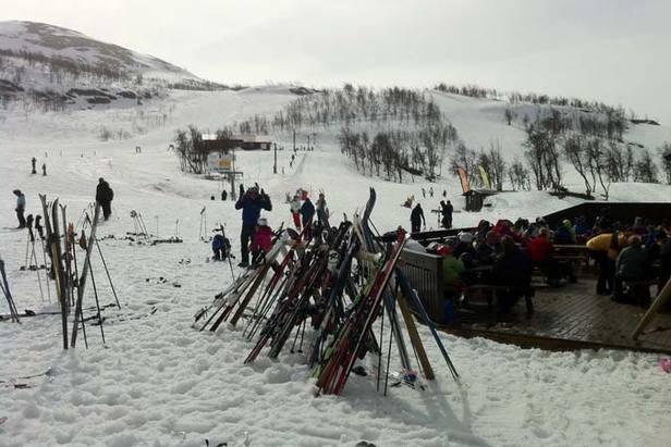 Arkivfoto: Tyin-Filefjell april 2011