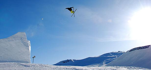 Big Air Ski & Snowboard (photo Laurie Martin)