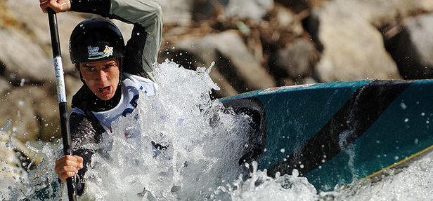 Kayak les Arcs (photo Raphaël Thiebault)