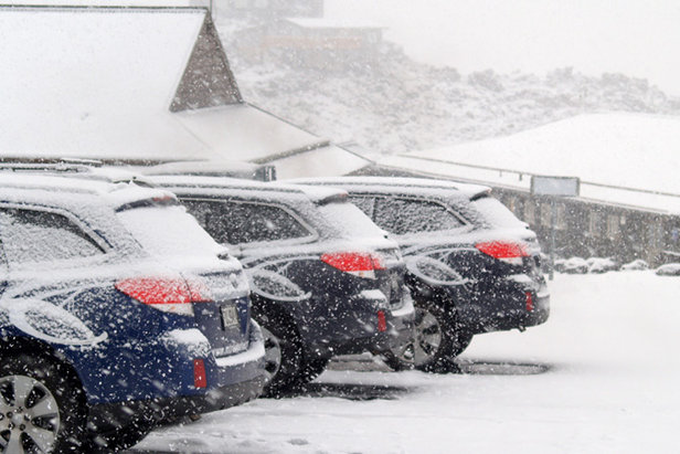 First Heavy Snowfalls of 2011 in Southern Hemisphere