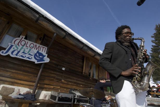 Dolomiti Ski Jazz: Hier spielt die Musik