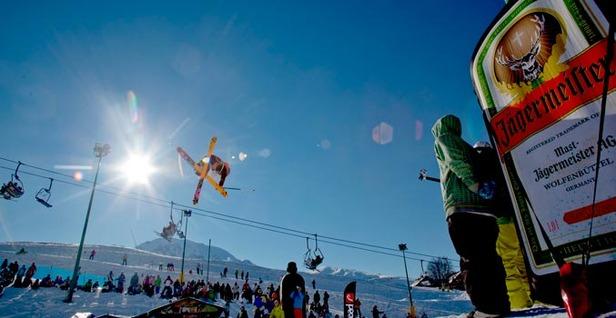 Jägermeister Vertical Tour a Livigno per la gara di freestyle più attesa d'Italia