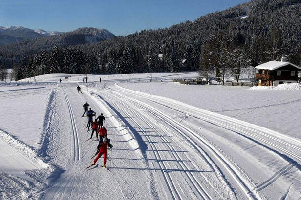 Langlaufen in Ramsau am Dachstein: Sport für die Seele