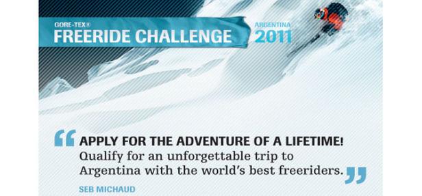 Challenge Freeride Gore-Tex