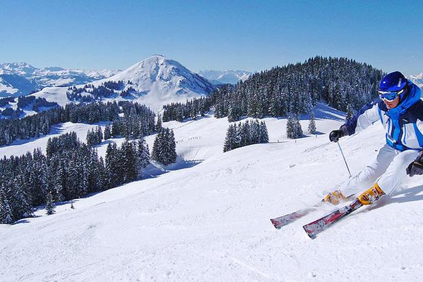 Winterurlaub in der SkiWelt Wilder Kaiser: Eine der schneesichersten Skigebiete der Alpen