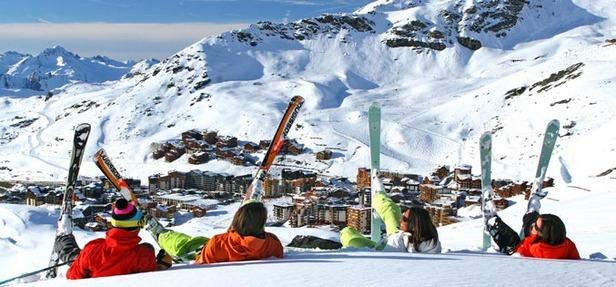 Najvyššie položené európske lyžiarske strediská
