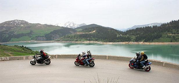 Trans'Vanoise Moto