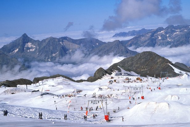 Top summer skiing in Europe & North America- ©Kathy Ribier