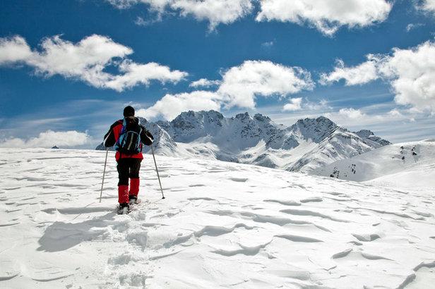 Per pedes in Engadin St. Moritz: Mehr Kondition im Winterurlaub