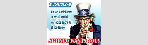 Skiinfo wants you