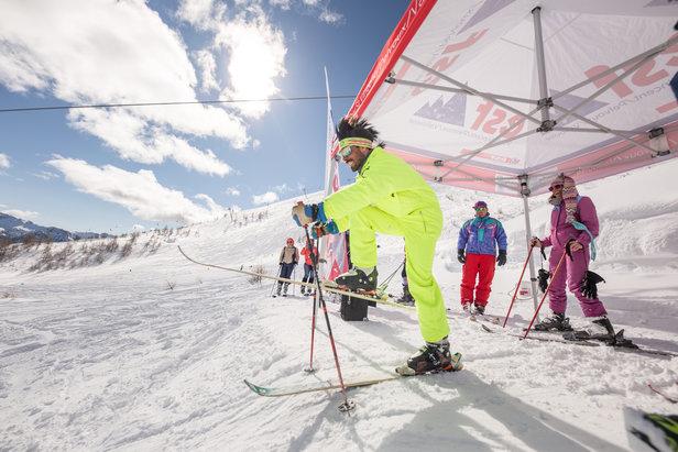 Pure Ski Vintage- ©Juliette Bisiaux
