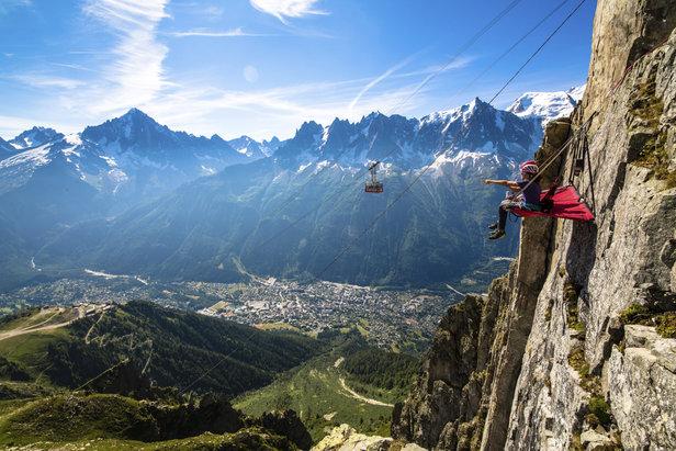 Arc'teryx Alpine Academy 2019 à Chamonix 4 au 7 juillet- ©Piotr Drozdz