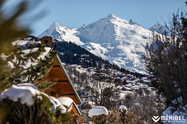 Where is the snow at our top 20 ski resorts?Meribel/Facebook