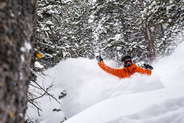 Colorado Ski Resorts Snag 2-4 Feet of Fresh - ©Breckenridge Ski Resort