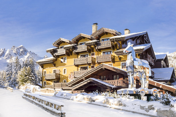 Cheval Blanc, Courchevel  - © Cheval Blanc