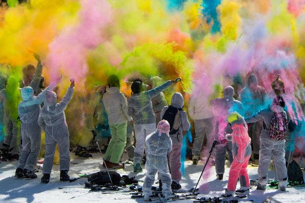 Orcières en fête pour le Printemps du Ski- ©G. Baron