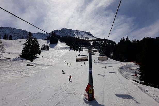 Skigebiet Oberjoch verlängert Wintersaison bis Ostern   - ©Bergbahnen Hindelang-Oberjoch AG