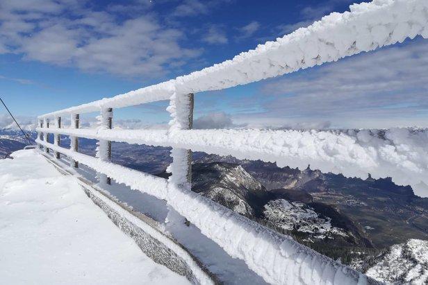 Dove sciare nel fine settimana? Weekend caldo e poi torna il freddoPaganella Ski Facebook