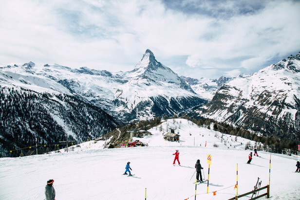 FOTO: Na skok v ZermattuSkiinfo | Sebastian Lindemeyer