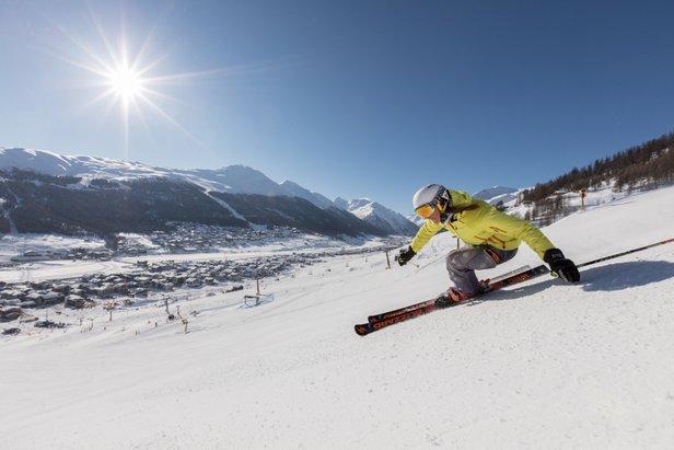 Dove continuare a sciare?Samuel Confortola