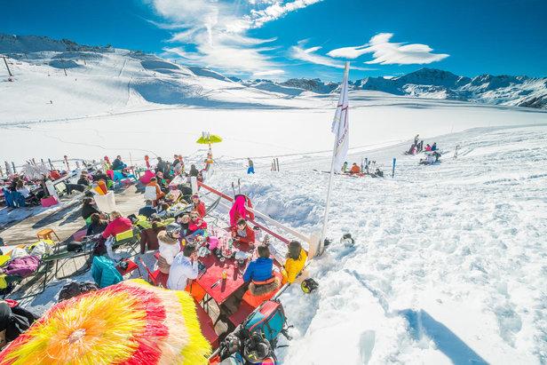 Val d'Isère renouvelle son offre Snow Express- ©Station de Val d'Isère