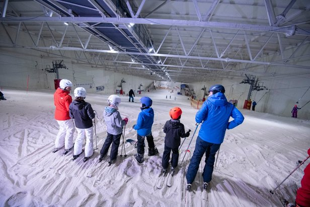 Snow Factor, Glasgow