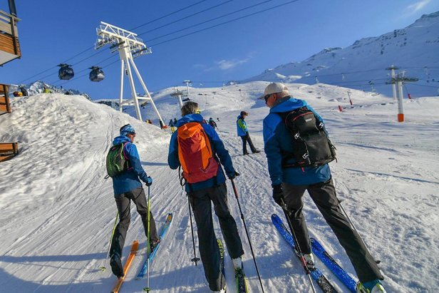 Dove sciare oltre confine? Bollettini neve da Francia, Austria e Svizzera- ©Val Thorens/Facebook
