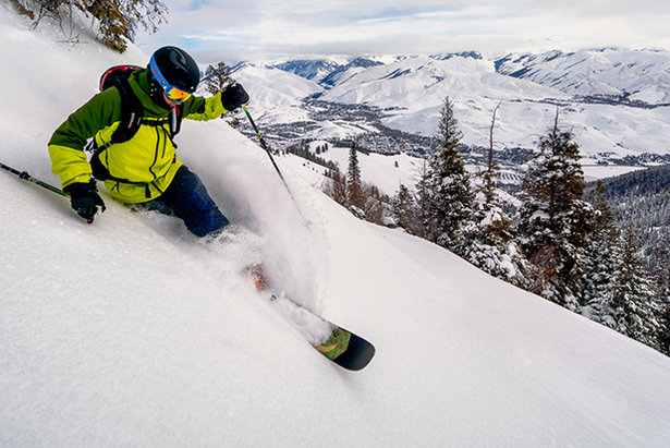 Nestled 6,000 feet high among the mountains and ranchlands of south-central Idaho, Sun Valley is surrounded by almost a million acres of alpine beauty.   - © Sun Valley Resort