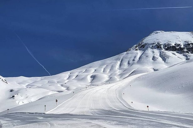 Where is the snow at our top 20 ski resorts?Lech-Zuers/Facebook