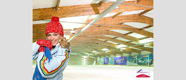Kärnten - Bottrop Ski-hall