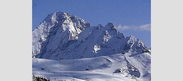 Dolomiti Super-Ski - mountains