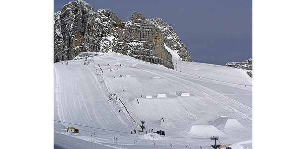 Endlich Neuschnee im Alpenraum: Erleichterung in den Skigebieten- ©Ramsau am Dachstein
