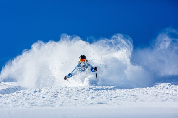 Up to 43 inches in 72 hours: Utah is the place to be right now ©Rocko Menzyk