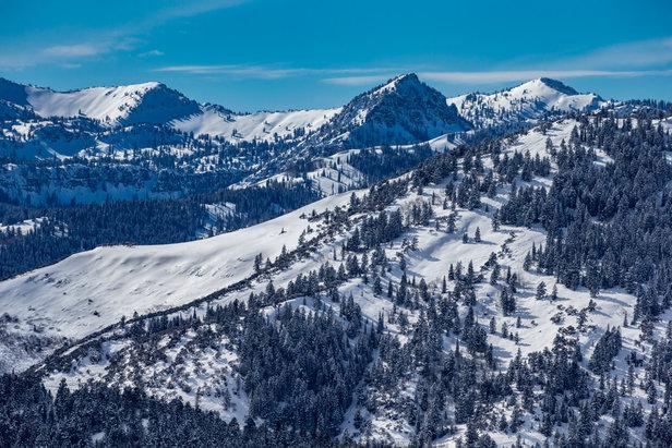 Utah's northern Wasatch views at Beaver Mountain.  - © Jay Dash