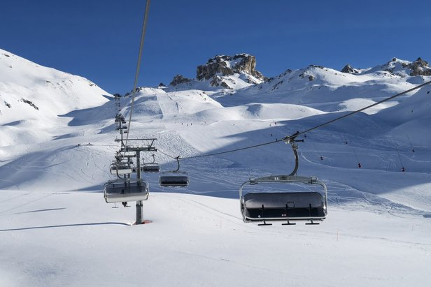 Cervinia is open after 2m+ snow in the last 7 days; its Valtournenche lifts also open this weekend!  - © Cervinia/Facebook