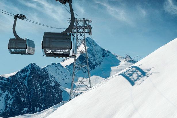 Od 29. mája sa na ľadovci Kitzsteinhorn opäť lyžuje!Kitzsteinhorn