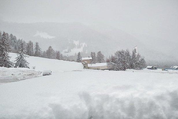 Pila 28/1/20  - © Pila Valle d'Aosta Facebook