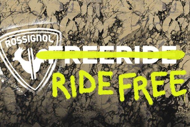 « On ne fait pas du Freeride, on Ride Free ! » c'est à travers ces quelques mots que Rossignol résume sa nouvelle approche de la pratique du ski libre...