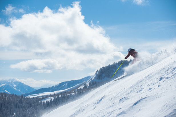 Ski the difference at Deer Valley.   - © Scott Markewitz