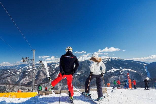 Donovaly: Nekonečná sezónka nie len na lyžovačkuPARK SNOW Donovaly