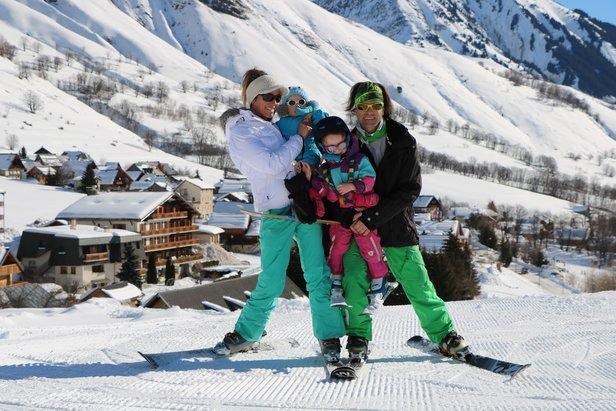 Saint Sorlin d'Arves, la destination ski familiale par excellenceSaint Sorlin d'Arves - V Bellot-Mauroz