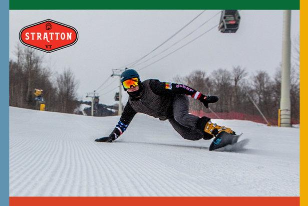 Stratton Mountain Resort Vermont Skiing  - © Stratton Mountain Resort
