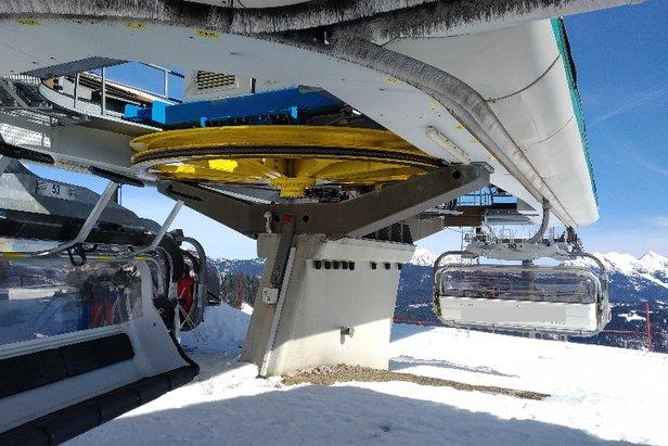 Takhle bude vypadat 6-sedačková lanovka Leitner, která najde nový domov ve Ski centru Říčky v Orlických horách