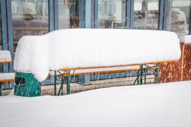 Snowvember: Nochmals viel Schneefall zwischen Freitag und Sonntagfacebook | Zauchensee