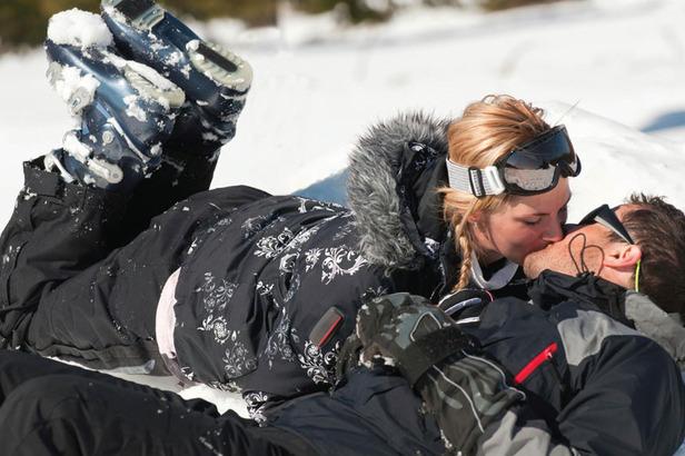 Valentinstag 2012: Die zehn besten Aktionen in den Skigebieten- ©SnowWorld