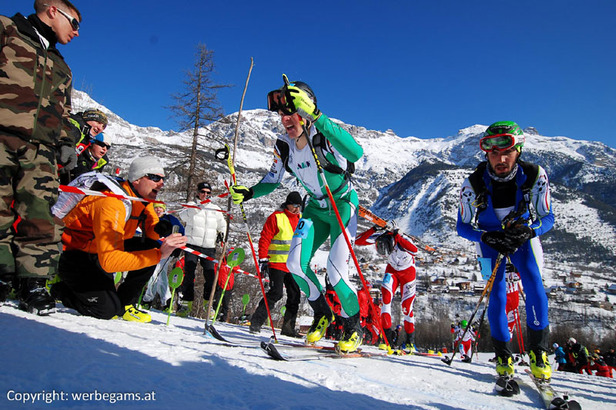 Starke Skibergsteiger: Rottmoser und Palzer holen EM-Gold für deutsches Team- ©Werbegams