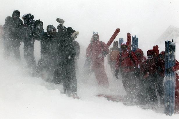 Super-G der Damen in Val d'Isere abgesagt- ©Christophe PALLOT/AGENCE ZOOM