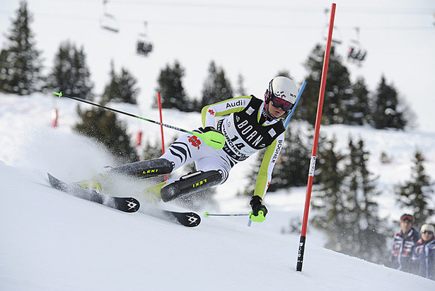 Ski-Weltcup in Courchevel 2011- ©Alain GROSCLAUDE/AGENCE ZOOM